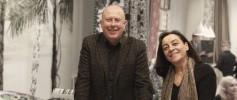 Rainer Scheid und Petra Mathis Scheid beraten Sie gerne für Gardinen und Textile Inneneinrichtung